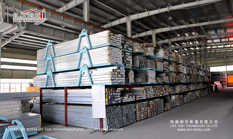 Aluminum Materials Warehouse2
