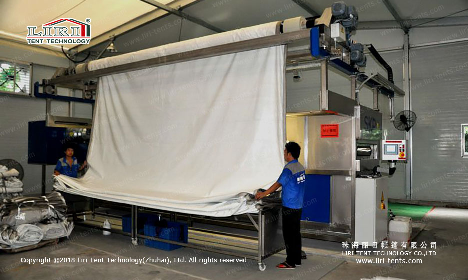 Automatic Washing Machine Imported From Germany for Tent Fabric