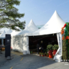 5m x 5m pagoda marquee