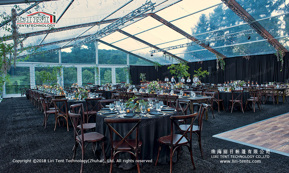 Outdoors Luxury Wedding Tent